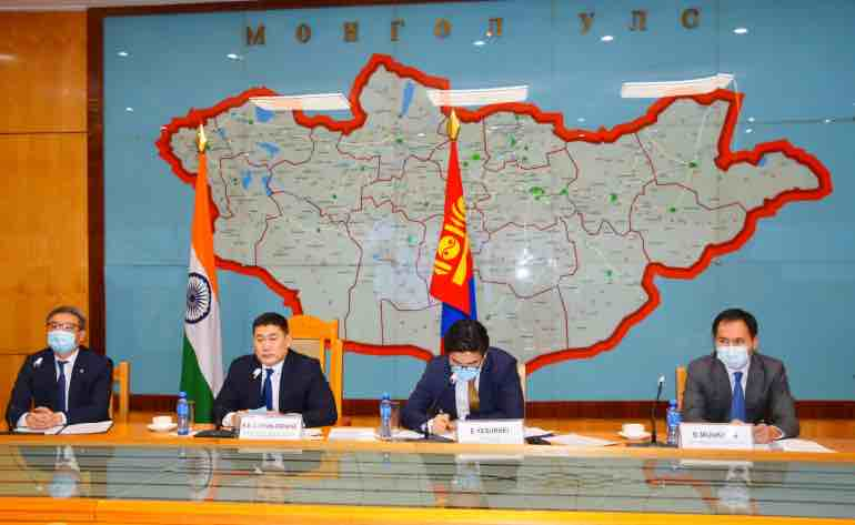 Mongolian-Indian Joint Cooperation Committee